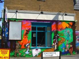 Playgroup Festival Mural.
