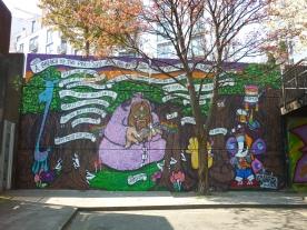 Rhyster mural.