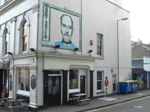 john peel original mural