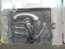 Giger's Alien - May 2014