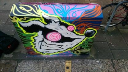 Badger Box art. 2015.