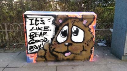 Bear goodbox art. 2016.