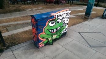 City clean Box art. 2016.